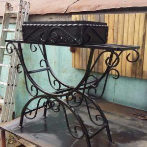 Кованный мангалы, жаровни и коптильни для дома и дачи