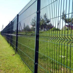 3д 3D забор
