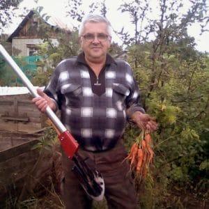 Изобретатель Владимир Колыбелин