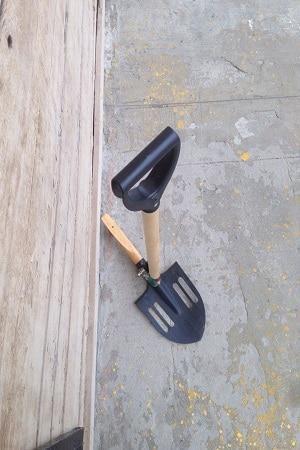 Архимедова чудо лопата