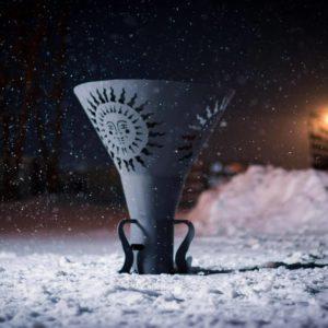 чаша для костра Солнышко фото и цены в Коврове