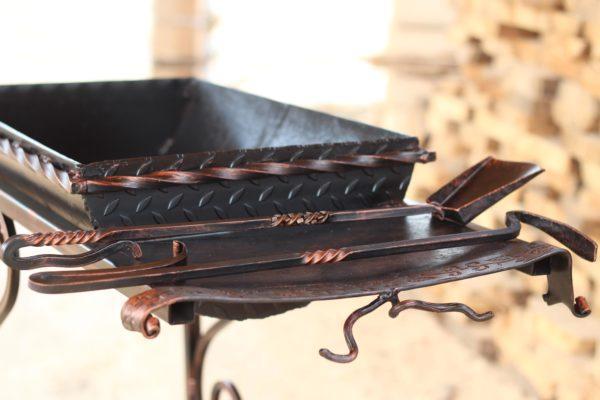 Кованные мангалы