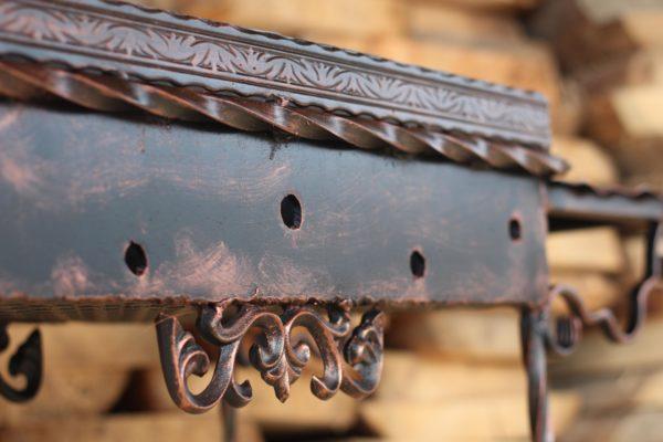 Кованные мангалы от производителя