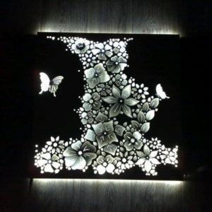 Лазерная резка пано