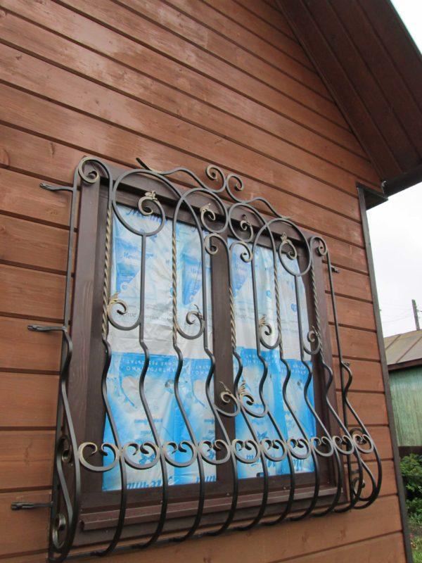 Металлические решетки на окна заказать с установкой Ковров Москва