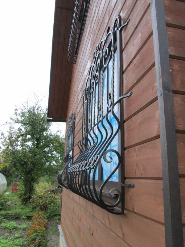 Изготовление решеток на окна с установкой Ковров Москва