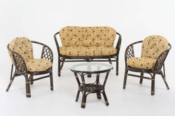 Комплект мебели из Ротанга Тропика Ковров