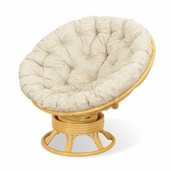 Кресло качалка Papasan из Ротанга фото и цена Ковров