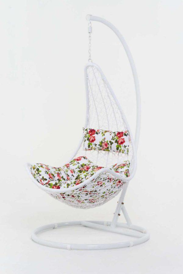 Подвесное кресло из Ротанга 44-001-03