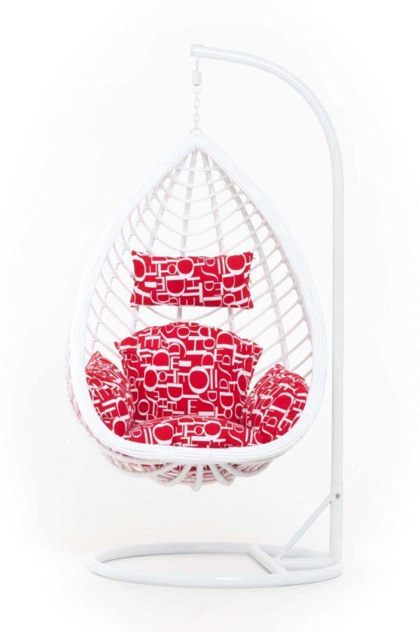 Подвесное кресло из Ротанга фото Ковров