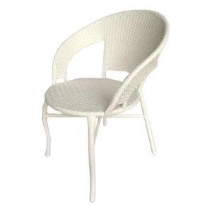 Кресло WHITE искусственный ротанг в Коврове фото и цена