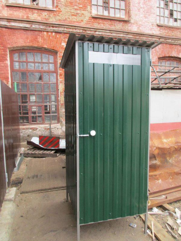 Фото уличный туалет для дачи купить в Коврове