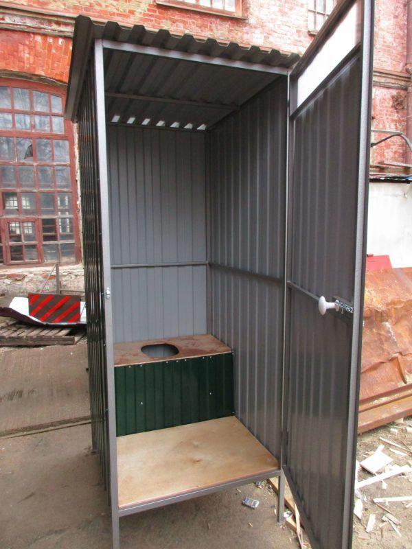 Фото уличный дачный туалет для дачи купить в Коврове