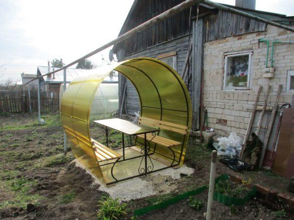 Садовые бедески для дачи и загородного дома фото и цены