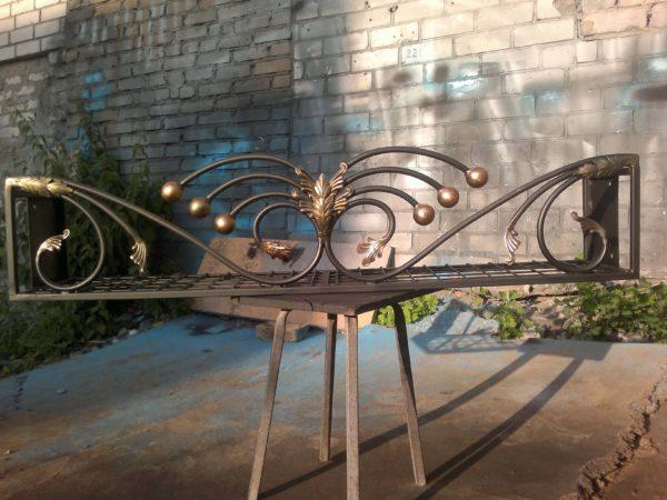 металлическая уличная цветочница на окно в Коврове