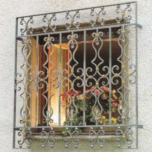 Решетки на окна в Коврове фото