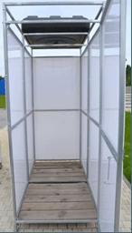 Летний душ с тамбуром от производителя в Коврове