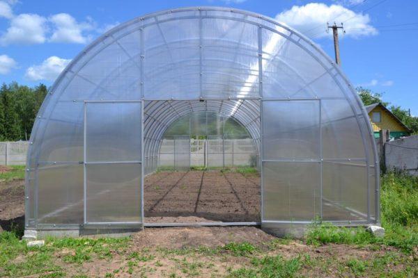 Большая теплица Фермер в Коврове по выгодным ценам от производителя