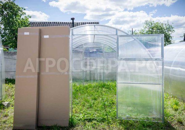 Разборная усиленная теплица Плюс (в коробке) в Коврове по выгодным ценам от производителя