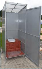 Дачный уличный туалет от производителя в Коврове