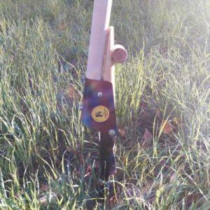 Предотврати травму спины и поясницы работая на участке с землёй