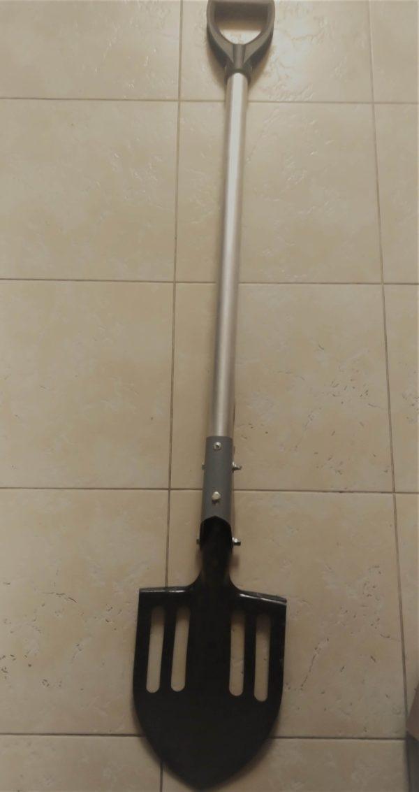 лопата облегчённая штыковая
