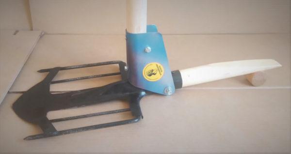 лопата и вилы в одном устройстве Колыбелина